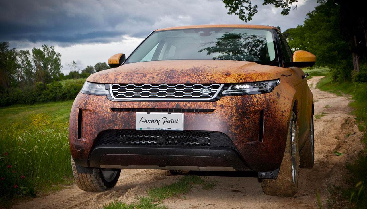 range rover luxurypaint