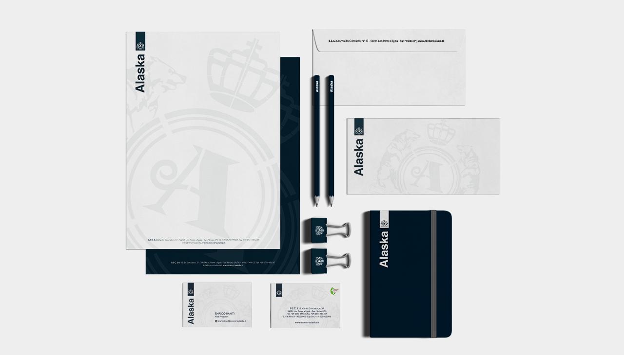 alaska_brand identity